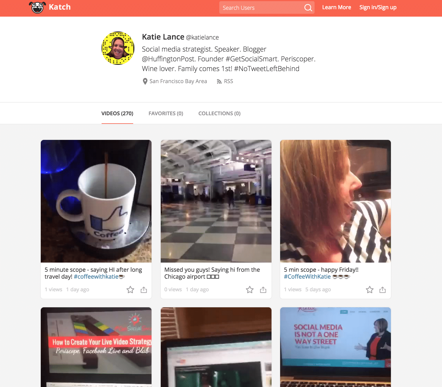 Katch.me is a great tool for saving and repurposing your Periscope broadcasts.