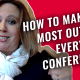 The #GetSocialSmart Show Episode 003: How to Make the Most Out of Conferences