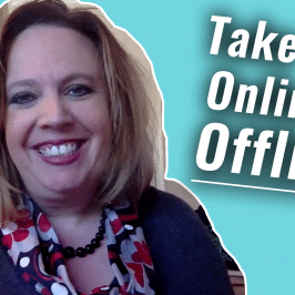 The #GetSocialSmart Show Episode 006: Bring the Online – Offline!