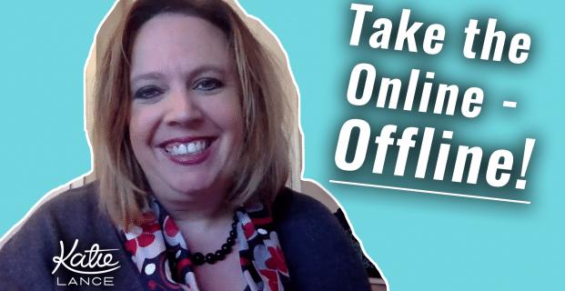 The #GetSocialSmart Show Episode 006: Bring the Online – Offline!