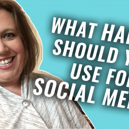 The #GetSocialSmart Show Episode 010: What Handle Should You Use for Social Media?