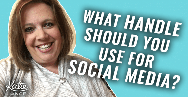 What Handle Should You Use for Social Media? | #GetSocialSmart Show Episode 010
