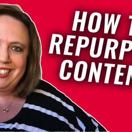 The #GetSocialSmart Show Episode 015: How to Repurpose Content