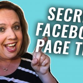 The #GetSocialSmart Show Episode 016: 3 Secret Facebook Page Tips