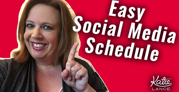 The #GetSocialSmart Show Episode 019: How to Create an Easy Social Media Schedule