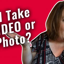 The #GetSocialSmart Show Episode 025: Do You Take a Photo or a Video?