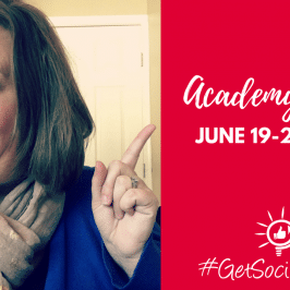 [ACADEMY WEEK] One-Year Anniversary of the #GetSocialSmart Academy