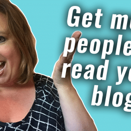 How to Get More People to Read Your Blog | #GetSocialSmart Show Episode 030