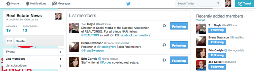 Twitter lists help you cut through the online noise.