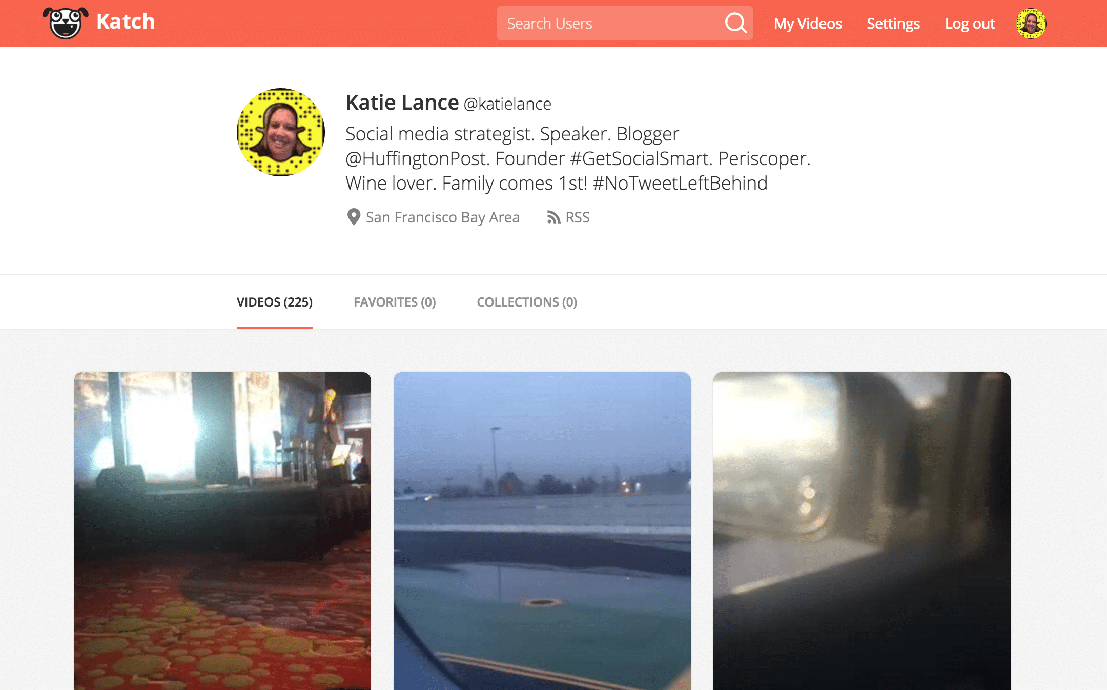 One of my favorite tools for repurposing Periscope broadcasts in Katch.me