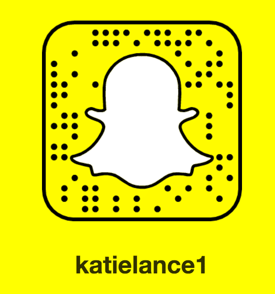 Let's connect on Snapchat!