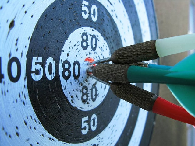 Your blog is a moving target. Have a plan, but allow for flexibility.